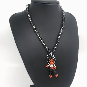 Jewelry - Native American doll necklace